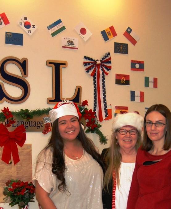 Christmas Party! @SSL
